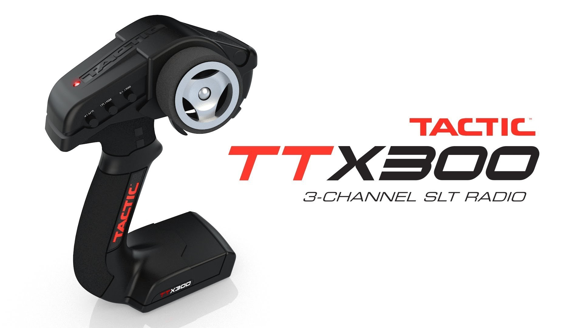 Rádio RC de Controlo Remoto TTX300