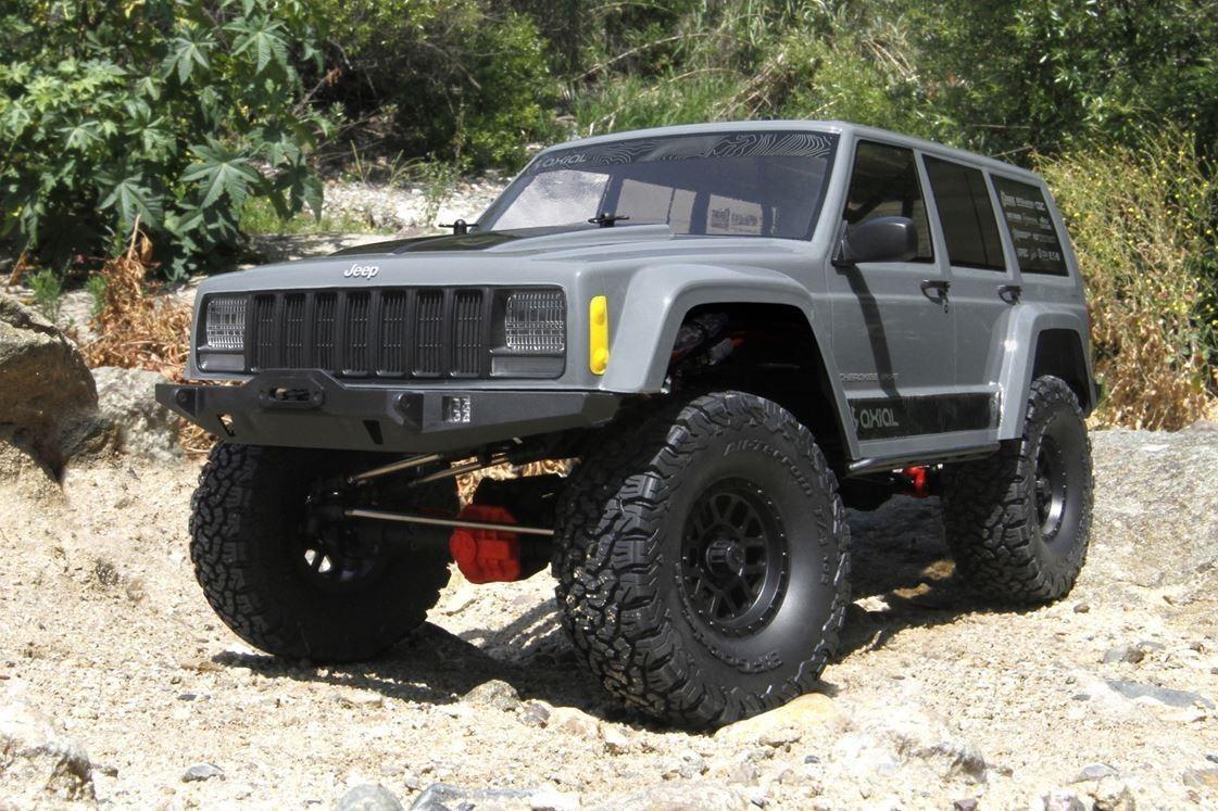 Modelo RTR Jeep Cherokee 2000 RTR